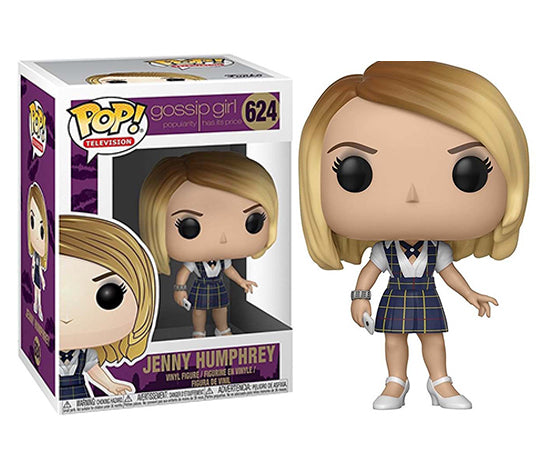 Funko Pop Gossip Girl Popularity Has a Price Jenny Humphrey #624 Mint
