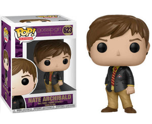Funko Pop Gossip Girl Popularity Has a Price Nate Archibald #623 Mint