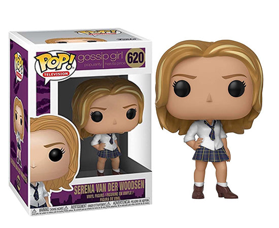 Funko Pop Gossip Girl Popularity Has a Price Serena Van Der Woodsen #620 Mint