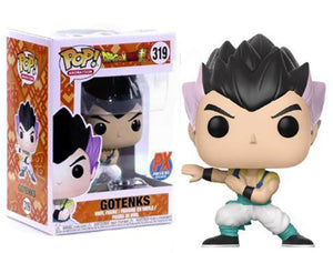 "Funko Pop Dragonball Z ""Gotenks"" #319 PX Exclusive Mint"