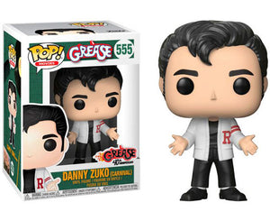 "Funko Pop Grease ""Danny Zuko (Carnival)"" #555 Mint"