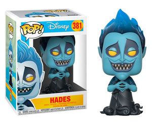 "Funko Pop Disney ""Hades"" #381 Mint"