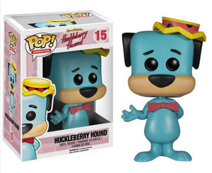 "Funko Pop Hanna Barbera ""Huckleberry Hound"" #15 Vaulted Mint"