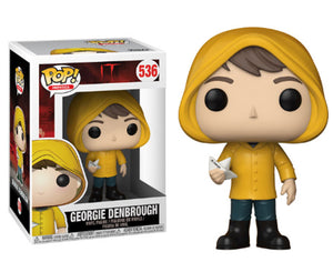 "Funko Pop IT ""Georgie Denbrough"" #536 Mint"