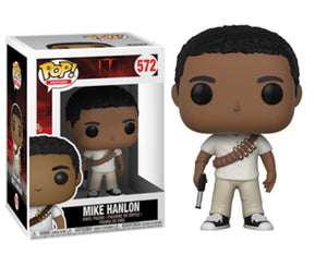 "Funko Pop IT ""Mike Hanlon"" #572 Mint"