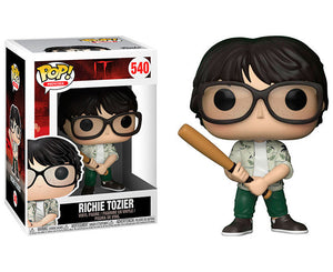 "Funko Pop IT ""Richie Tozier"" #540 Mint"
