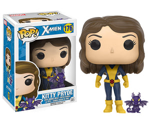 "Funko Pop X-Men ""Kitty Pryde"" #176 Exclusive Mint"