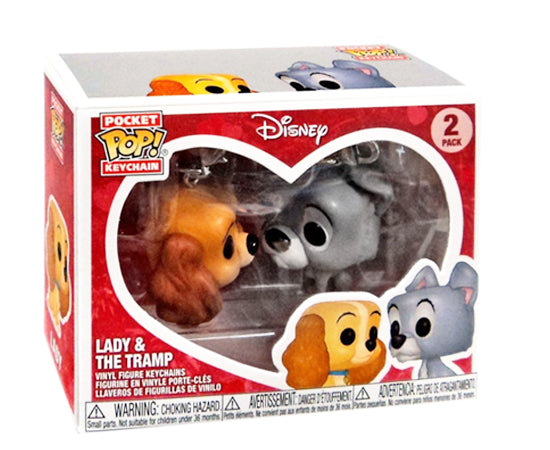 Funko Pop Keychain Disney