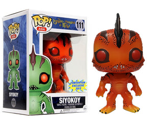 Funko Pop Asia Legendary Creatures & Myths Siyokoy #111 Summer Convention Mint