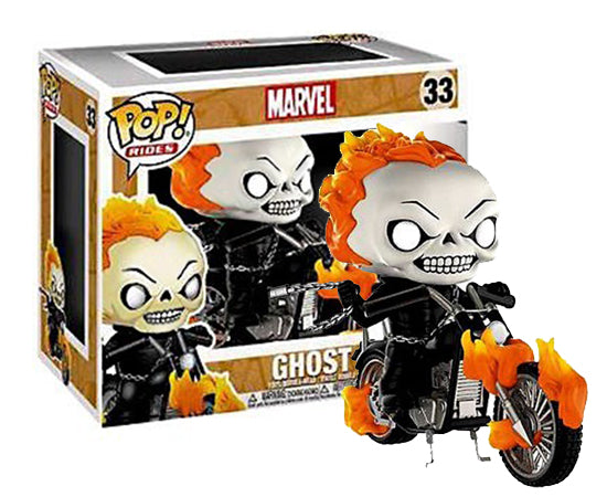 Funko Pop Ride Marvel