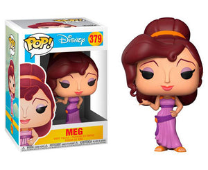 "Funko Pop Disney ""Meg"" #379 Mint"