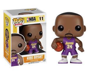 "Funko Pop NBA ""Kobe Bryant"" 24 Away Jersey #11 Vaulted Mint"
