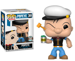 Funko Pop Popeye #369 Specialty Series Mint