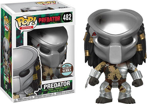 "Funko Pop ""Predator #482 Specialty Series Exclusive Mint"