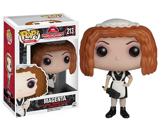Funko Pop The Rocky Horror Picture Show Magenta #213 Vaulted Mint