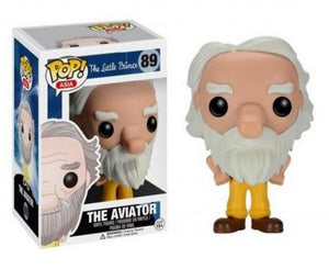 "Funko Pop Asia The Little Prince ""The Aviator"" #89 Exclusive Mint"