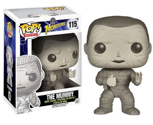 "Funko Pop The Monsters ""The Mummy"" #115 Vaulted Mint"