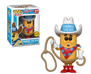 "*Pre-Sale* Funko Ad Icon ""Twinkie The Kid"" #27 Chase Edition Mint"