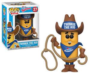 "*Pre-Sale* Funko Ad Icon Hostess ""Twinkie The Kid"" #27 Mint"