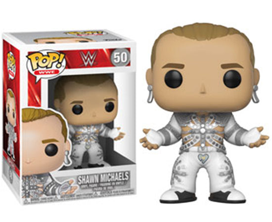 Funko Pop WWE Wrestle Mania
