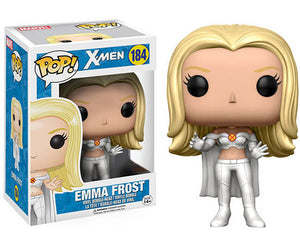 "Funko Pop X-Men ""Emma Frost"" #184 Exclusive Mint"