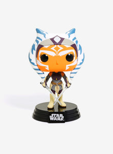 Funko Pop! Star Wars REBELS Ahsoka #130 Special Edition Sticker Exclusive