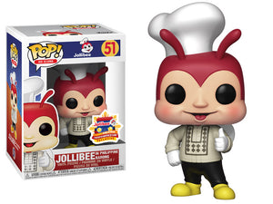 Funko Pop Ad Icons Jollibee Barong #51 Exclusive