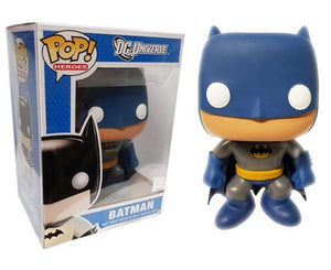 "Funko Pop Heroes 9"" GIANT Blue Batman Chase"
