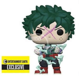 Funko Pop My Hero Academia Deku Full Cowl Glow In The Dark Entertainment Earth Exclusive IN STOCK