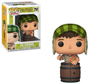Funko Pop El Chavo Del Ocho In Stock Now