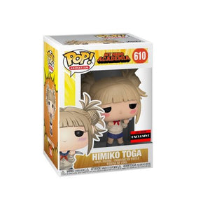 My Hero Academia Himiko Toga Pop Vinyl Figure AAA Anime Exclusive IN STOCK  MINT