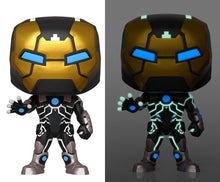 Funko Pop Marvel Iron Man Model 39 Glow In the Dark AAA Exclusive MINT CONDITION PRE ORDER