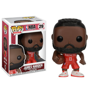 Funko Pop Sports NBA Series 3 James Harden Rockets Vaulted