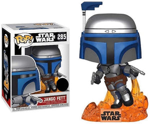 Funko Pop! Star Wars Jango Fett Pre Flight #285  Special Exclusive (ETA FRIDAY)