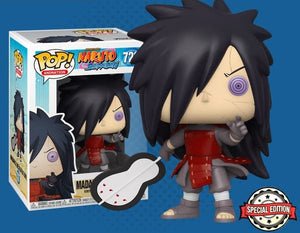 Funko POP! Naruto Madara (Reanimated) Special Edition Exclusive IN STOCK