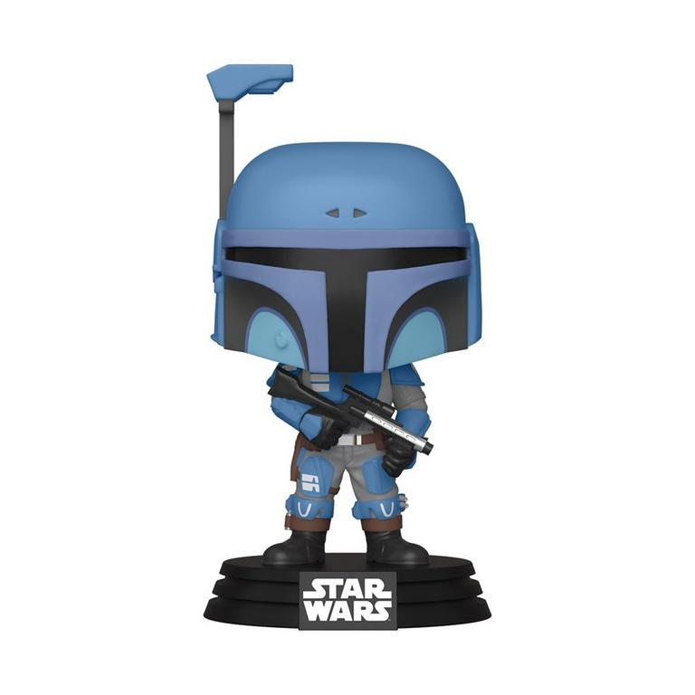 Funko POP Star Wars The Mandalorian Death Watch Special Edition Sticker IN STOCK