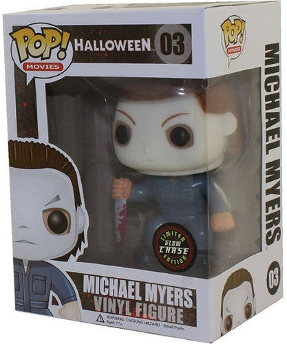 Funko Pop Horror Michael Myers Chase