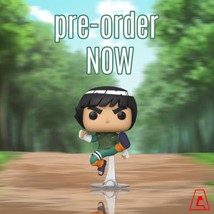 Funko Pop! Animation Naruto Shippuden ROCK LEE Exclusive IN STOCK NOW