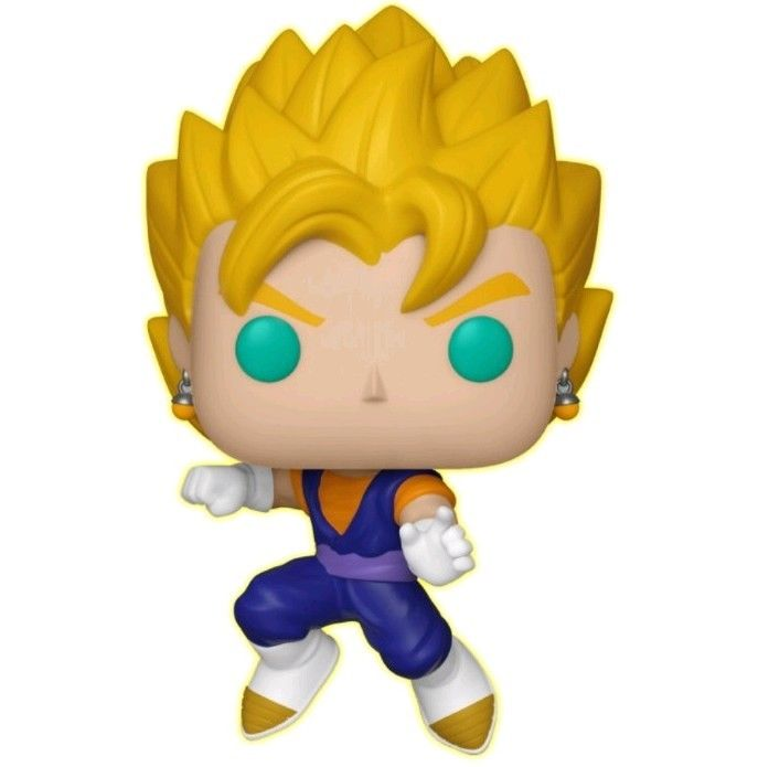 *PRE-SALE* Dragon Ball Z Super Saiyan Vegito #471 AAA Exclusive Sticker Mint