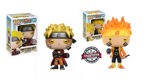 Funko Pop Naruto Sage Mode & Six Path Special Edition Combo PRE ORDER MINT CONDITION