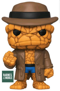 Funko Pop Fantastic 4 The Thing Barnes & Noble Exclusive PRE-ORDER