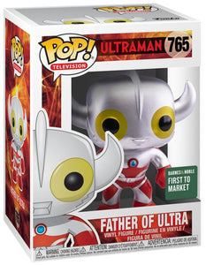 Funko Pop Ultraman Father of Ultra Barnes & Noble Exclusive First to Market