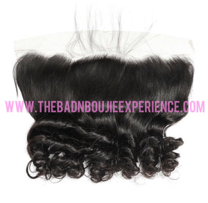 Loose Wave 3 Bundle + Closure/Frontal Package