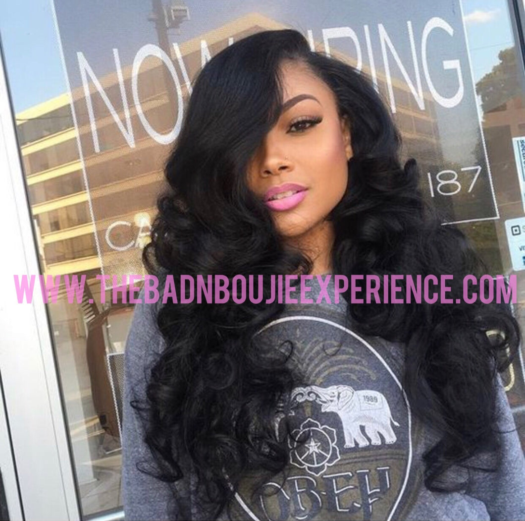 Body Wave 3 Bundle + Closure/Frontal Package
