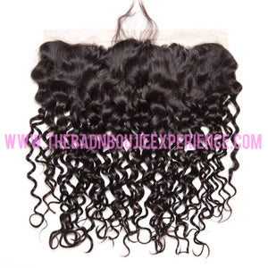Water Wave 3 Bundle + Closure/Frontal Package