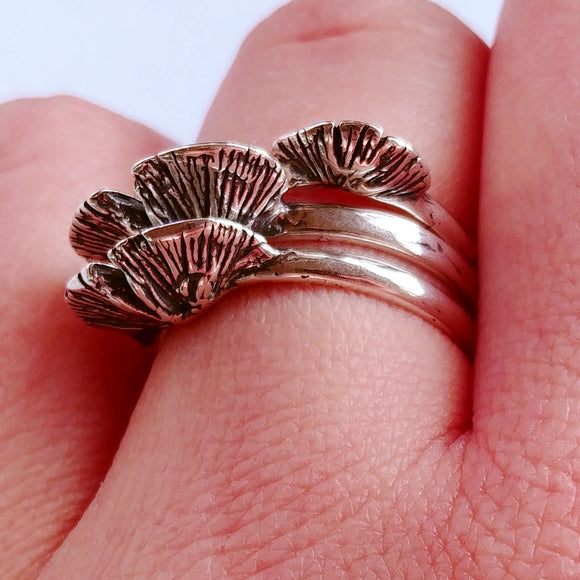 Shelf Fungus Stackable Ring