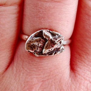 Fawn Sterling Silver Stackable Ring