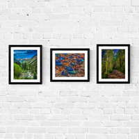 Telluride Colorado Print Set | Set of 3 Wall Art at 30% off