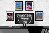 Chicago Cubs Print Set | Set of 4 Wall Art at 30% off