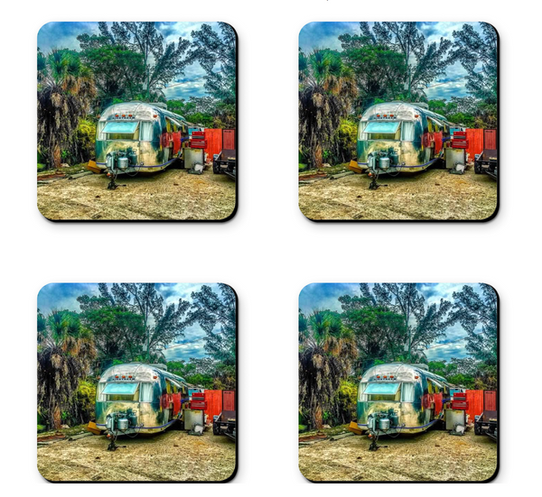 Airstream Coaster Sets